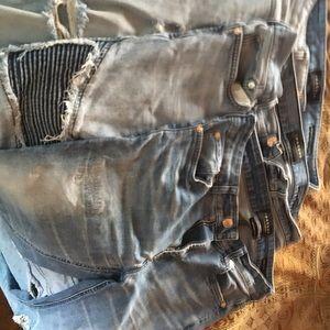 Men's PacSun jeans